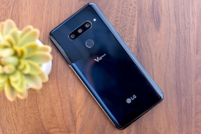 Новый LG V40 ThinQ 6/128Gb Оригинал! Наложенным!