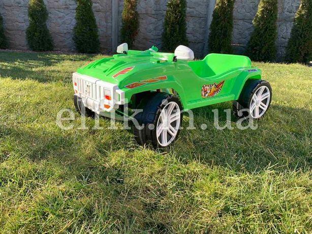 Машина Педальна Дитяча Машинка на педалях ORION