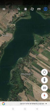 Działka rekreacyjna na sprzedaż (Miłachówek nad jeziorem Głuszyńskim)