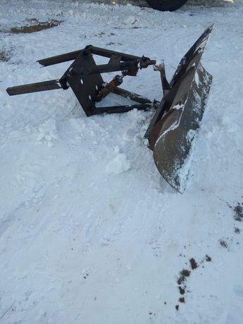 Pług do sniegu ursus 330 360 mtz