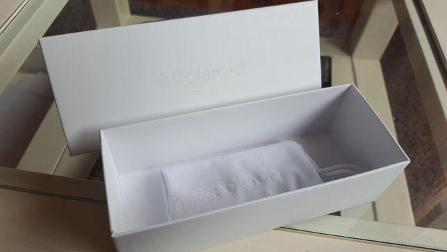 Polaroid - Estojo / Caixa de Óculos com bolsa Original - como Novo!