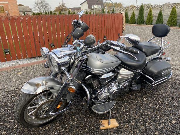 Yamaha xv1900 bak zbiornik paliwa