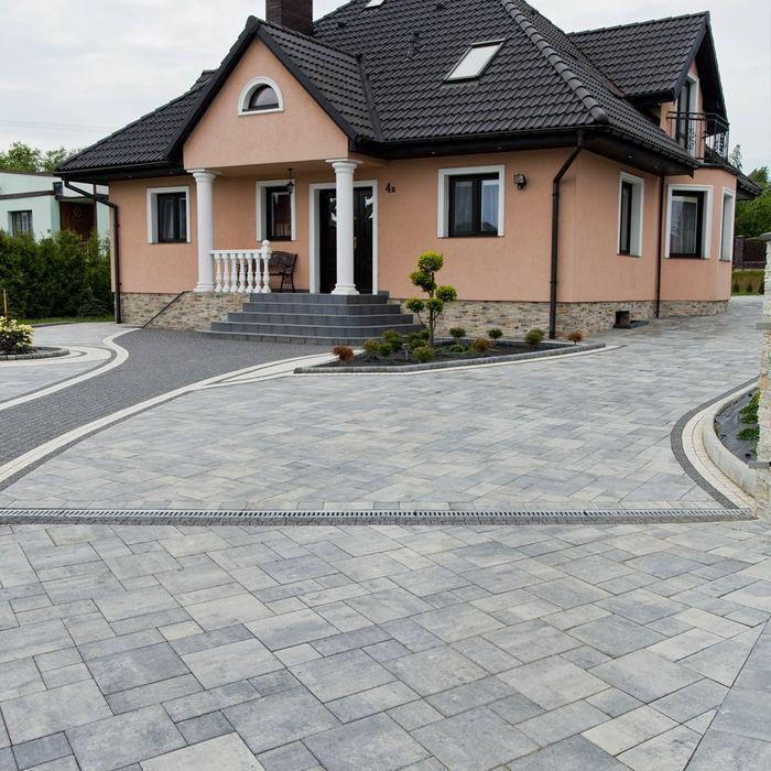 TRANSPORT GRATIS Kostka VISIO betonowa brukowa płyty tarasowe palisada Rogów - image 1
