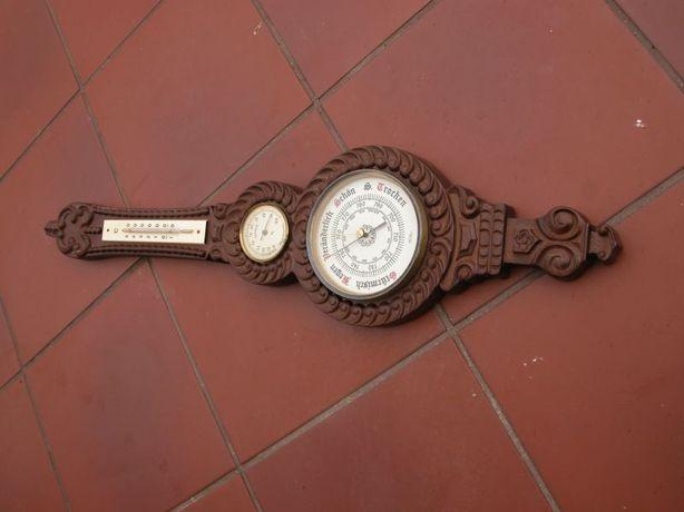 ozdobny barometr- termometr