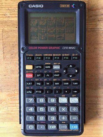 Calculadora Cientifica Casio CFX 9850G 32K RAM