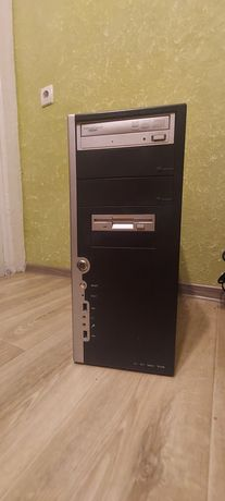 Системный блок 2х ядерный, 4gb DDR3, 500gb