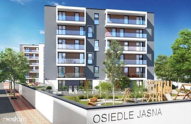 Osiedle Jasna mieszkanie M4-57m2+ogródek 170m2