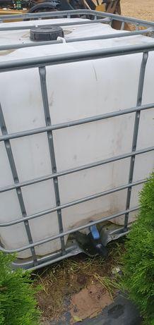 Mauzer zbiornik na wode 1000l