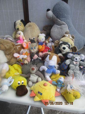 Zabawki pluszowe
