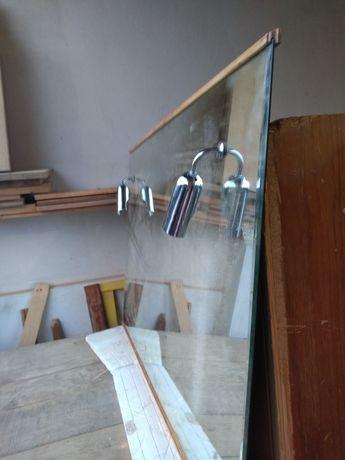 Espelho novo com 120/80 para casa de banho pronto já com a iluminação