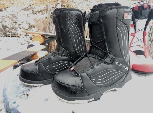 Ботинки сноубордические HEAD