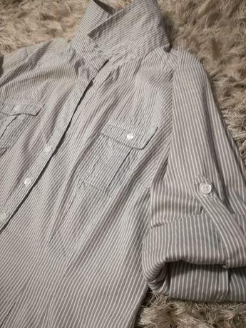 Koszula w paski H&M roz 38