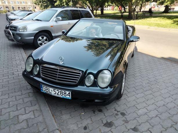 Mercedes CLK w208 Cabrio Kompressor
