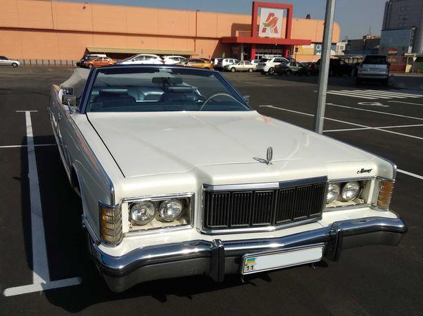 Lincoln Mercury Grand Marquis кабріолет спецтехніка кіно та весілля