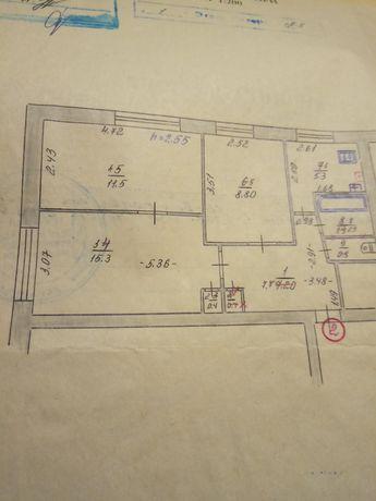 Продам срочно 3 х комнатную квартиру