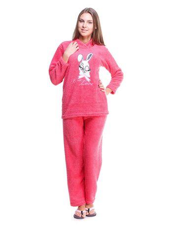 теплые женские пижамы
