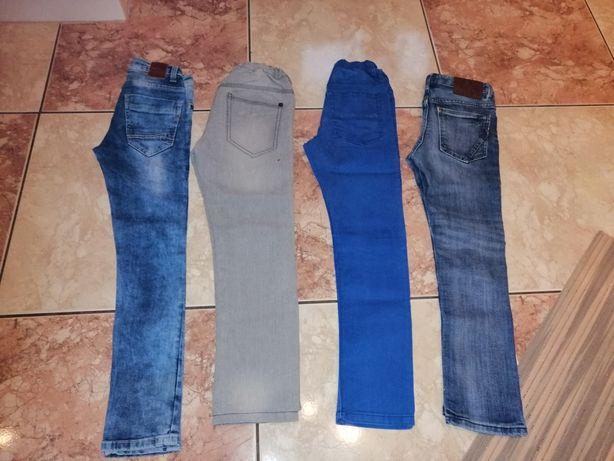 Spodnie chłopięce c&a, h&m, Blue Ridge