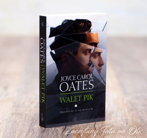 Nowa książka Walet pik Joyce Carol Oates na prezent