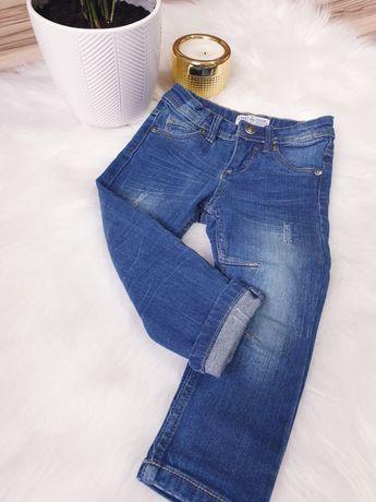 Spodnie jeans jak nowe