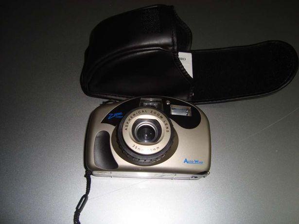 Maquina fotográfica Auto-Wind, nova