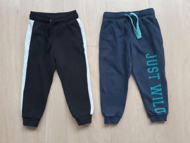Набор штанов с начесом hm и lupilu на рост 86-92 см