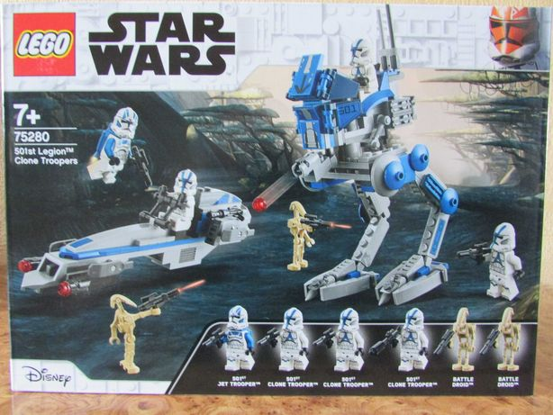 LEGO Star Wars 75280