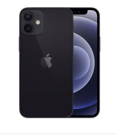 Iphone 12 mini black NOWY