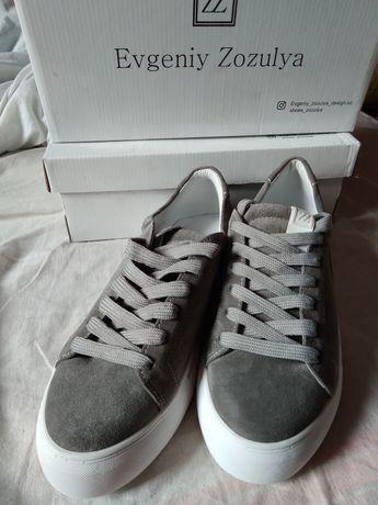 Обувь кроссовки-кеды Evgeniy Zozulya