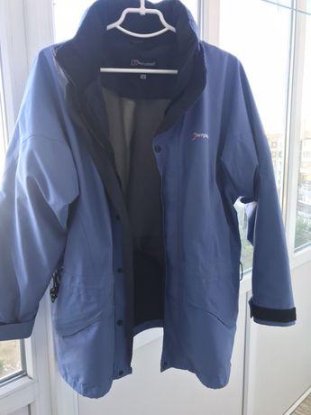 Куртка ветровка Berghaus  Gore-tex