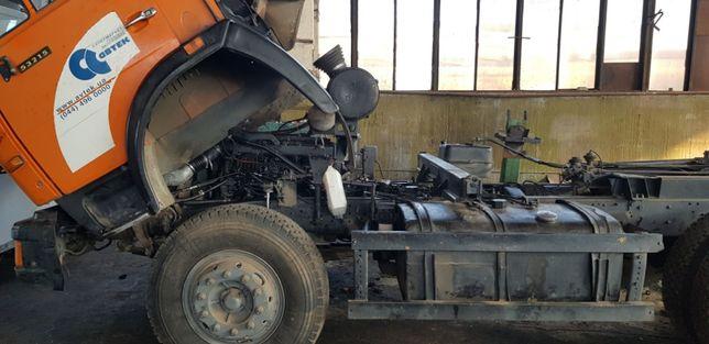 Двигатель MAN (МАН) на Евро КАМАЗ (20 -32 л/100км)