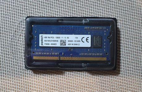 Оперативна пам'ять DDR3 Kingston 4ГБ