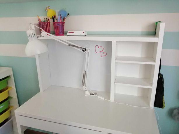 nadstawka na biurko Ikea