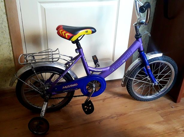 Велосипед comanche mustang