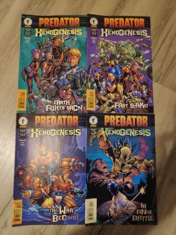 Komiksy Predator Xenogenesis (eng) (4szt)