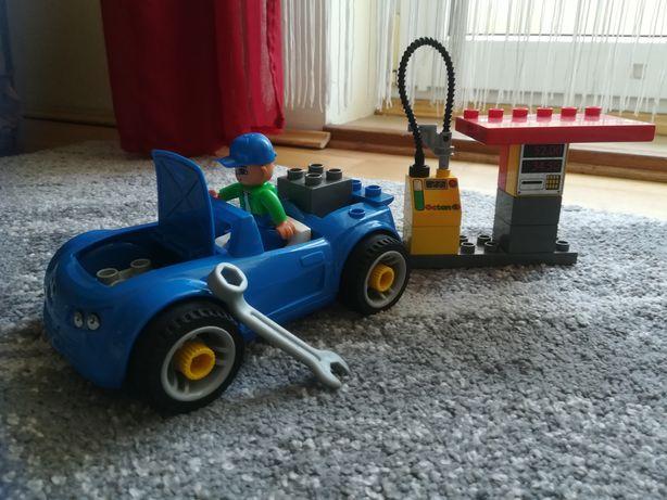 Lego duplo 5640 stacja benzynowa