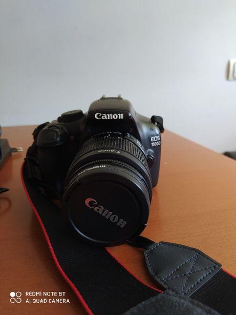 Aparat Lustrzanka Canon EOS 1100D