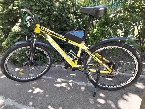 ARDIS Люксовый горный велосипед + крутые комплектующие в подарок