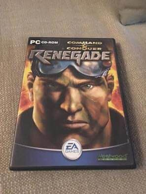 Jogo Command & Conquer Renegade (PC)