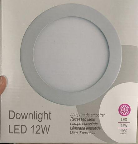 Focos LED 12W