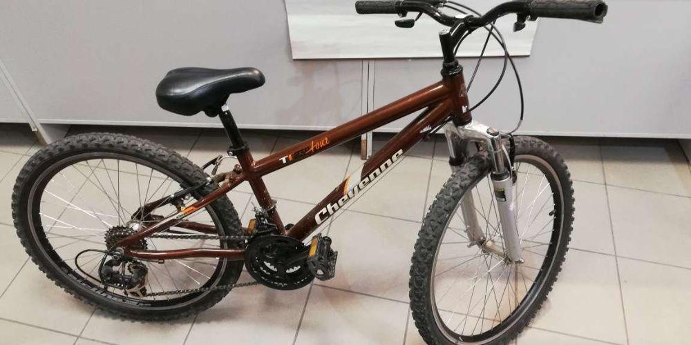 "Rower górski 24"" Cheyenne PROMOCJA - Lombard Madej Gorlice -"