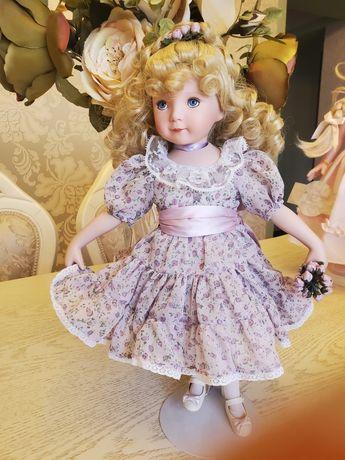 фарфоровая коллекционная кукла Диана Эффнер, Dianna Effner