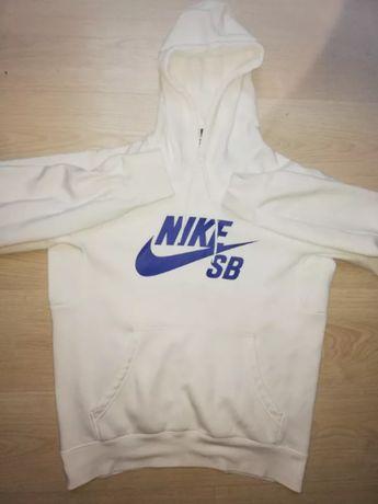 Biała bluza Nike SB rozmiar M stan idealny założona kilka razy