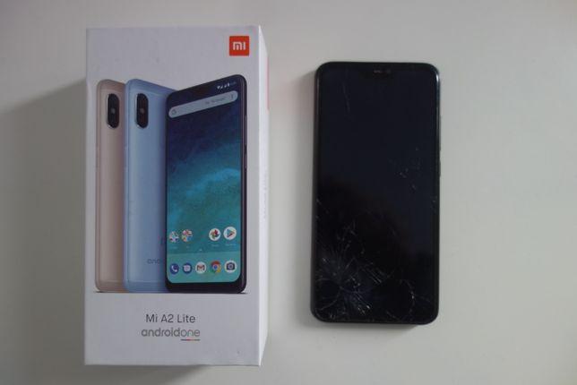 Xiaomi A2 Lite 3/32GB- uszkodzony