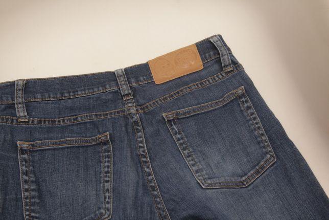 Cheap Monday 28 Slim Credit Dark Blue джинсы узкие