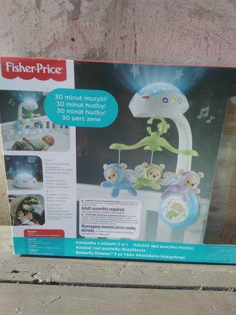 Мобиль ночник от марки Fisher price