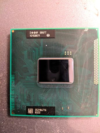 Intel Pentium B960 процесор