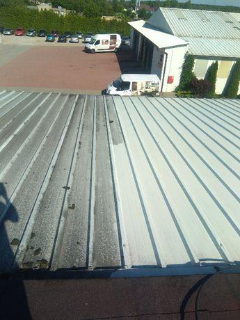 Czyszczenie Mycie Posadzek Kostki Elewacji Dachów Klinkieru 500 Bar