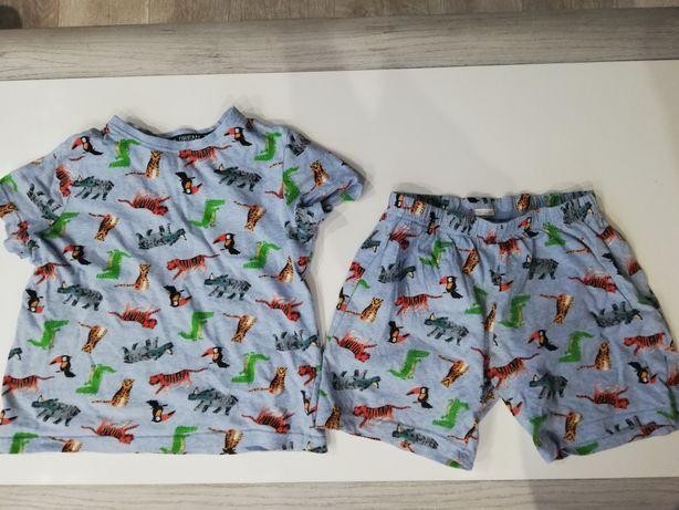 Piżama 110 chłopieca
