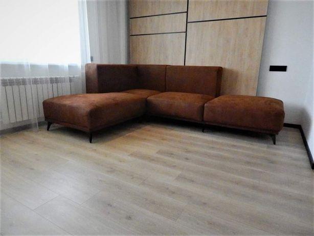 Перетяжка мягкой мебели и изготовление  на заказ