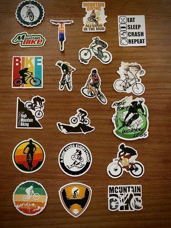 Autocolantes bicicletas, btt e downhill
